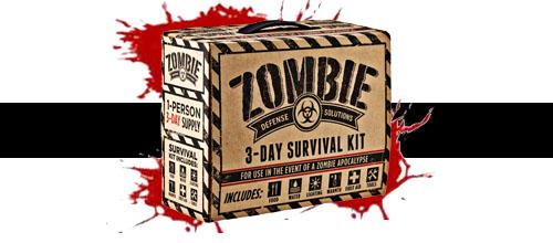 Zombie Survival Kit Header