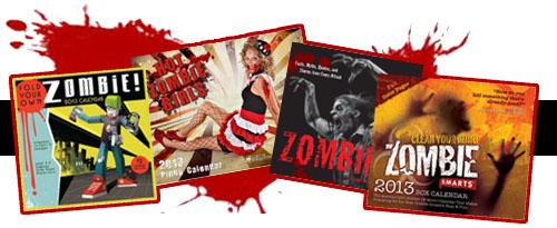 2013 Calendars Header
