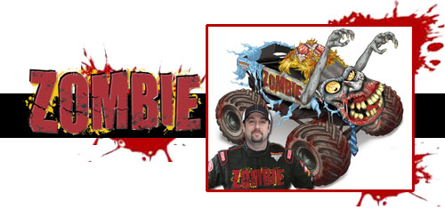 Monster Jam Introduces Zombie The Monster Truck Zombie Thon